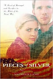 Pieces of Silver by Maureen Lang: Book Cover
