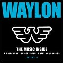 Waylon: The Music Inside, Vol. 2: CD Cover