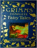 Grimm's Complete Fairy Tales by Jacob Grimm: NOOK Book Cover