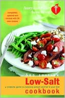 American Heart Association Low-Salt Cookbook by American Heart Association: Book Cover