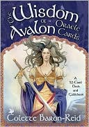 The Wisdom of Avalon Oracle Cards by Colette Baron-Reid: Item Cover