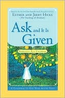 Ask and It Is Given Perpetual Flip Calendar by Esther Hicks: Calendar Cover