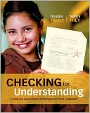 Checking for Understanding by Douglas Fisher: Book Cover
