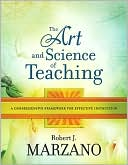 The Art and Science of Teaching by Robert J. Marzano: Book Cover