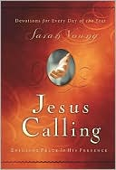 Jesus Calling by Sarah Young: Book Cover