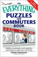 The Everything Puzzles for Commuters Book by Charles Timmerman: Book Cover