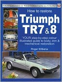 download How to Restore Triumph TR7 & 8 book