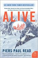 Alive by Piers Paul Read: Book Cover