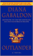 Outlander (Outlander Series #1) by Diana Gabaldon: Book Cover
