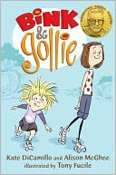 Bink and Gollie by Kate DiCamillo: Book Cover