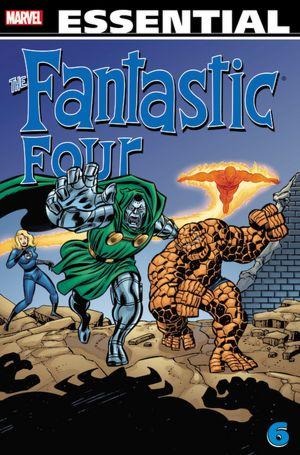 Essential Fantastic Four - Volume 6: Reissue