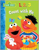 1, 2, 3 Count with Me (Sesame Street Series) by Naomi Kleinberg: NOOK Kids Cover