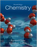Chemistry by Raymond Chang: Book Cover