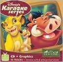 Disney's Karaoke Series: Lion King by Disney: CD Cover
