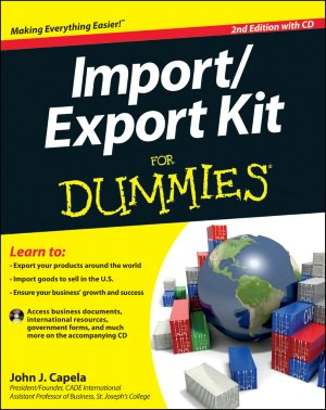 Free ebook downloads for ibooks Import/Export Kit For Dummies by John J. Capela PDF (English Edition)