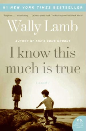Downloading books to iphone kindle I Know This Much Is True in English RTF FB2 9780061469084 by Wally Lamb