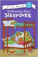 The Berenstain Bears' Sleepover (I Can Read Book 1 Series) by Jan Berenstain: NOOK Kids Read to Me Cover