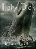 Moby Dick by Herman Melville: NOOK Book Cover