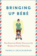 Bringing Up Bb by Pamela Druckerman: Audio Book Cover