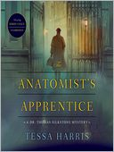The Anatomist's Apprentice by Tessa Harris: Audio Book Cover