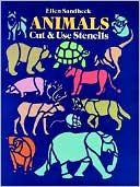 download Animals Cut and Use Stencils book