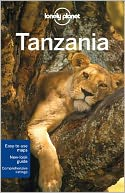 Lonely Planet Tanzania by Tim Bewer: Book Cover