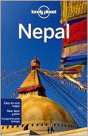 Lonely Planet Nepal by Trent Holden: Book Cover