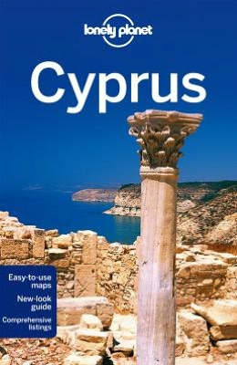 Free a book download Lonely Planet Cyprus
