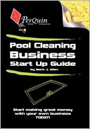 Pool Cleaning Business Start-Up Guide by Mark Allen: Book Cover