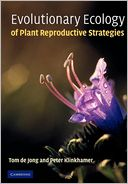 download Evolutionary Ecology of Plant Reproductive Strategies book