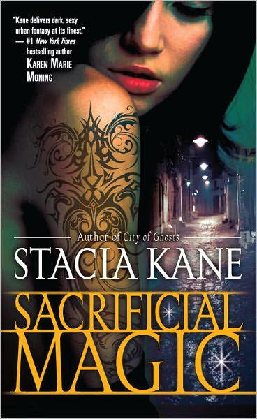 Sacrificial Magic (Downside Ghosts Series #4)