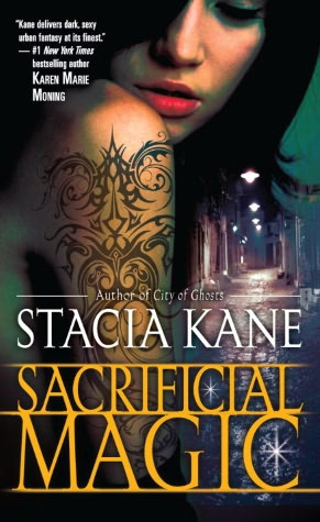 Stacia Kane Sacrificial Magic