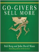 Go-Givers Sell More by Bob Burg: Audio Book Cover
