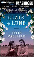Clair de Lune by Jetta Carleton: Audiobook Cover