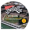 2013 Take Me Out to the Ballpark Wall Calendar by Josh Leventhal: Calendar Cover