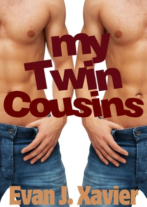 My Twin Cousins (All in the Family) (Gay Erotic Stories #7)