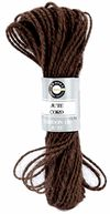 Jute Cord 45 Feet/Pkg-Chocolate by Canvas Corp: Product Image