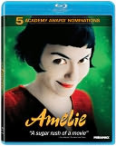 Amelie with Audrey Tautou