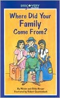 download Where Did Your Family Come From? (Discovery Readers Series) : A Book about Immigrants book