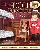 download Making Doll Furniture in Wood : 30 Projects and Plans Perfectly Sized for American Girl and Other 18