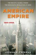 American Empire by Joshua B. Freeman: Book Cover