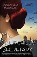 Mr. Churchill's Secretary (Maggie Hope Series #1) by Susan Elia MacNeal: Book Cover