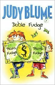 Doble Fudge (Double Fudge) by Judy Blume: Book Cover