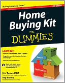 Home Buying Kit For Dummies by Eric Tyson: Book Cover