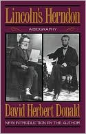 Lincoln's Herndon by David Herbert Donald: Book Cover