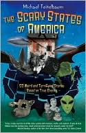 Scary States of America by Michael Teitelbaum: Book Cover