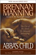 Abba's Child by Brennan Manning: NOOK Book Cover