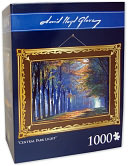 1,000 Pc Puzzle DL Glover Central Park by Andrews &amp; Blaine: Product Image