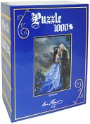 1,000 Pc Puzzle - Lovers - Nene Thomas by Andrews &amp; Blaine: Product Image