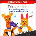 Baby Einstein 2-Disc Value Pack: Baby Bach / Baby Beethoven by Baby Einstein Music Box Orchestra: CD Cover